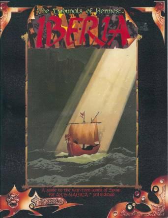 Iberia cover