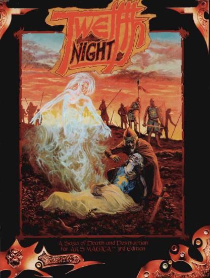 Twelfth Night Cover